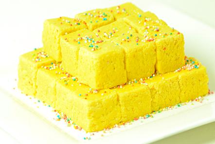 Yellow Barfi