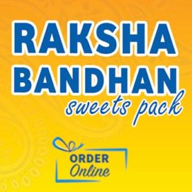 Special Raksha Bhandan Sweets Packs