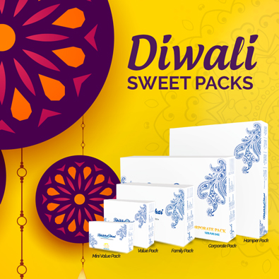 Special Diwali Sweets Pack